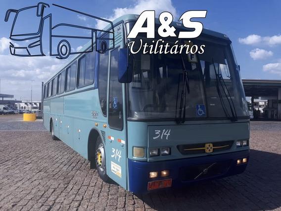 Busscar Ell Buss 340 Com Ar E Wc Confira Oferta!! Ref.313