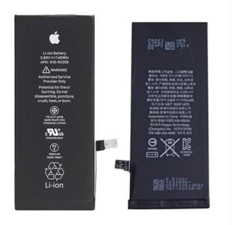 Bateria, Pila, Para iPhone 6s 100% Garantizada