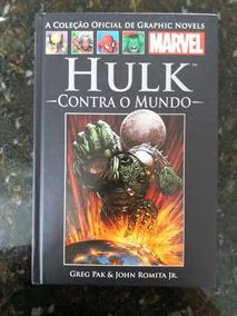 Hulk Contra O Mundo Salvat Frete Grátis