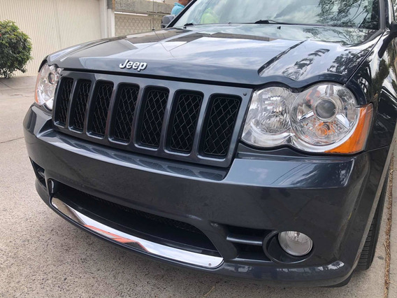 Jeep Grand Cherokee Srt-8 4x4 Mt 2008