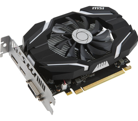 Video Geforce Gtx 1050ti 4gb Ddr5 Gigabyte Msi Afox Sentey