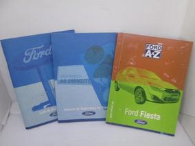 Manual Do Proprietário Ford Fiesta Rocam Edição Agosto 2011