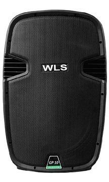 Caixa Acústica Ativa Wls 10 Gp10 150w Usb -original