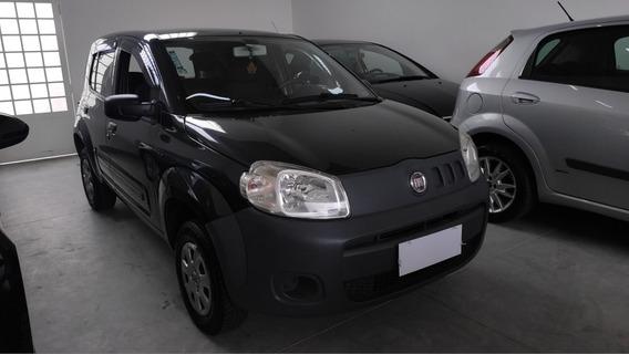 Fiat Uno 1.0 Vivace Flex 5p 2012 Básico