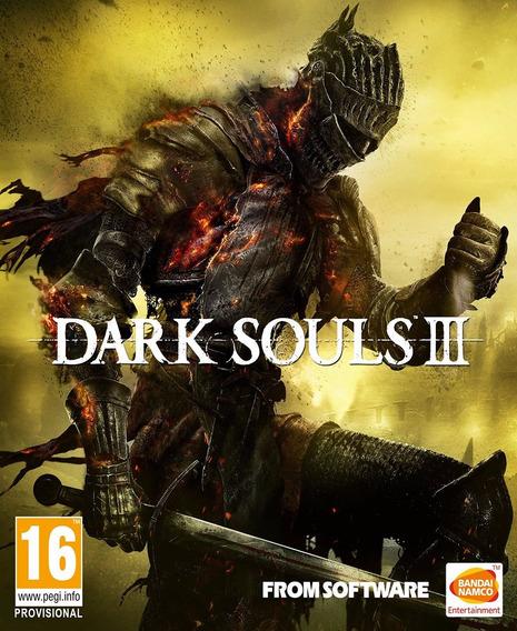 Dark Souls Trilogia Pc (midia Física)