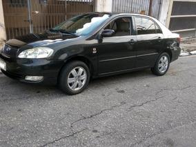 Toyota Corolla Seg 2008 Flex 1.8 16v Top De Linha.
