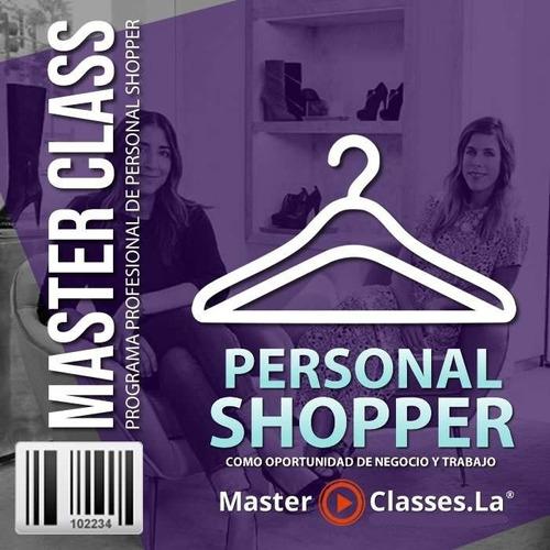 Personal Shopper-oportunidad De Negocio Y Trabajo (oficial)