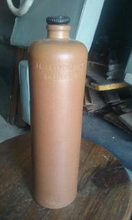 Botella De Ginebra Antigua.