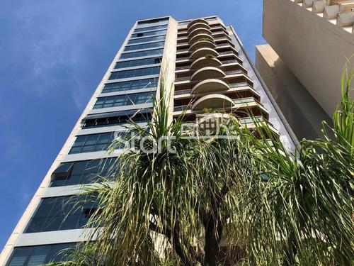 Imagem 1 de 30 de Apartamento À Venda Em Cambuí - Ap002708