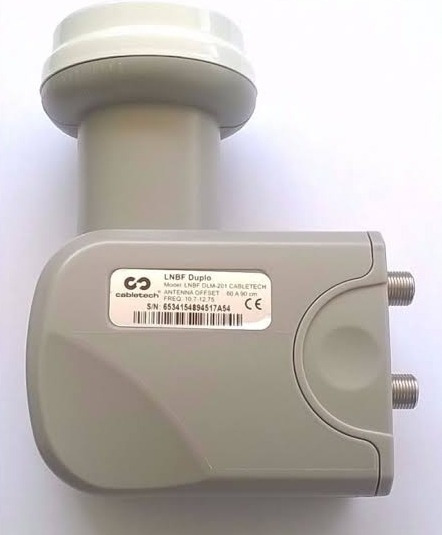 Lnb Duplo Cabletech Universal