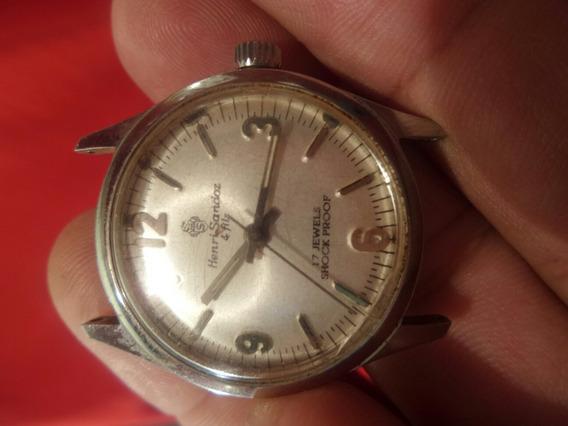 Relógio Henri Sandon & Fil - Maquina Do Tempo