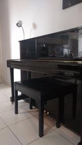 Vendo Piano Acústico Yamaha/japan Em Perfeito Estado