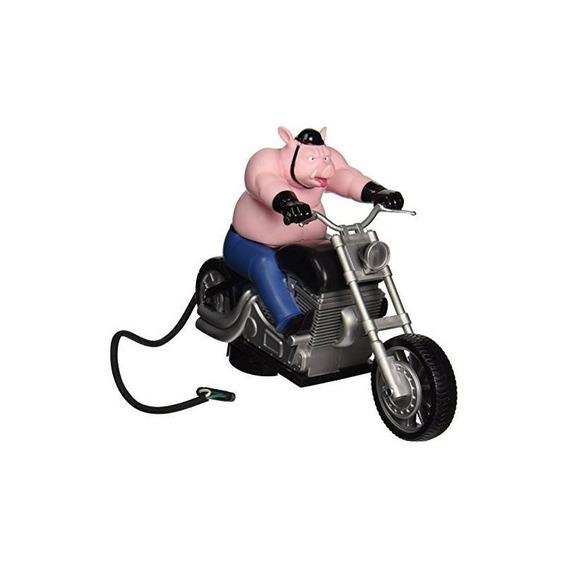 Hitch Critters Wheelie Hog Bola Animada Enganche Cubierta Y