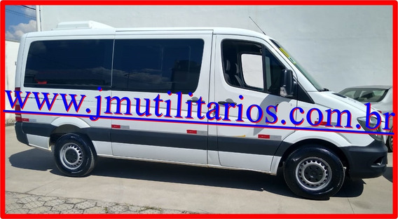 Sprinter Cdi 415 Ano 2017 T.baix 16 L Executivo Jm Cod.1310