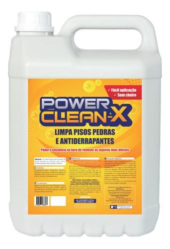 Imagem 1 de 6 de Produto De Limpeza Piso Encardido Powerclean-x Concentrado