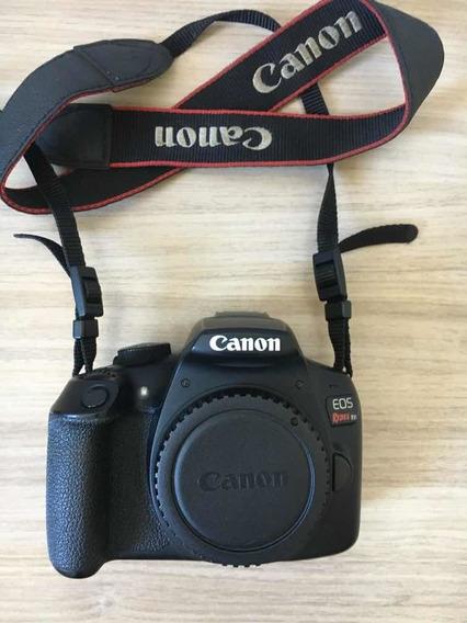 Câmera Semi-profissional Canon T6