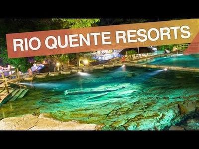 Semana Ou Meia Semana Hospedagem Rio Quente Resort