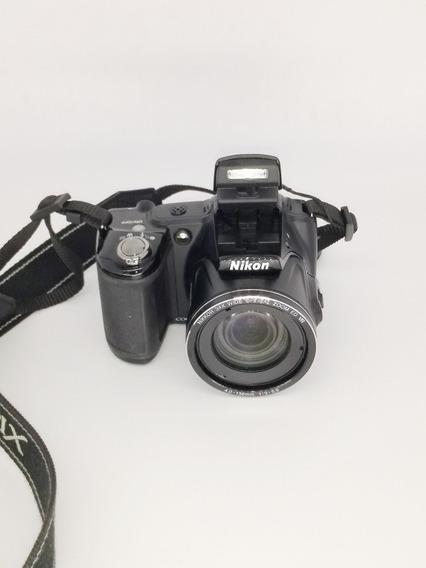 Máquina Fotográfica Semi Profissional Nikon Coolpix L830