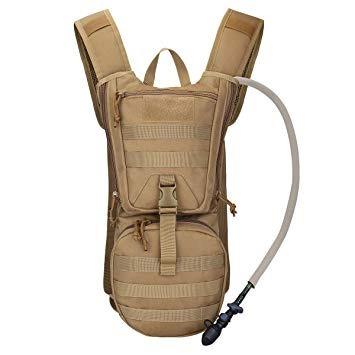 G4free Militares De Hidratación Las Mochilas Con 3l De Categ