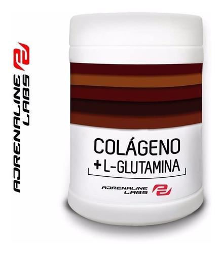 Colageno + Glutamina   300 Gr En Activationperu