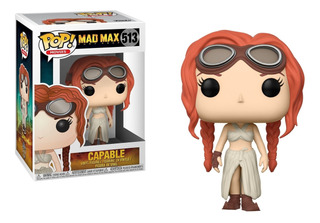 Funko Pop - Mad Max Fury Road - Capable (513)