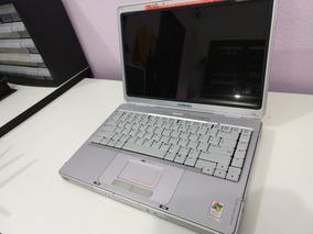 Notebook Compaq Presario V2000 C/ Defeito