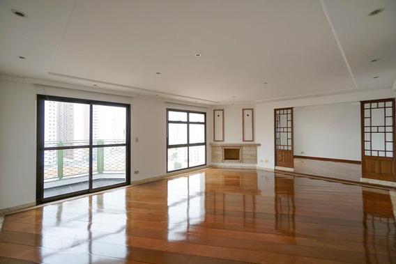 Apartamento No 14º Andar Com 4 Dormitórios E 3 Garagens - Id: 892949820 - 249820
