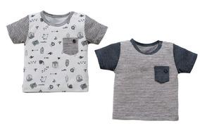Kit Camisetas Grow Up Pearl Jam