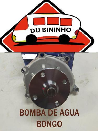 Bomba De Oleo Ou Àgua Hr E Bongo