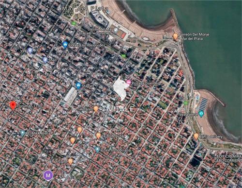Imagen 1 de 1 de Terreno Para Construccion Chauvin Mar Del Plata