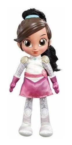 Boneca Nella A Princesa Corajosa Fala E Canta Dtc