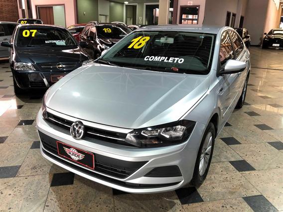 Volkswagen Virtus 1.6 Msi Total Flex Manual 2018