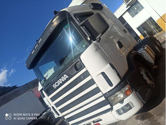Scania 124 420 6x2 2007