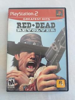 Red Dead Revolver Original Ps2 Campinas