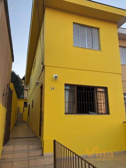 Casa Sobrado Para Locação Em Km 18 - Osasco - 43264