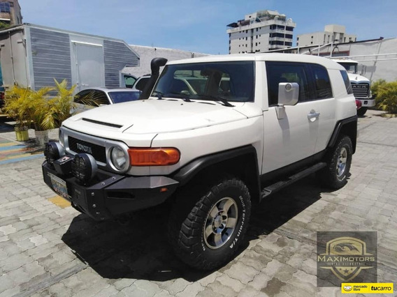 Toyota Fj Cruiser Sincronica