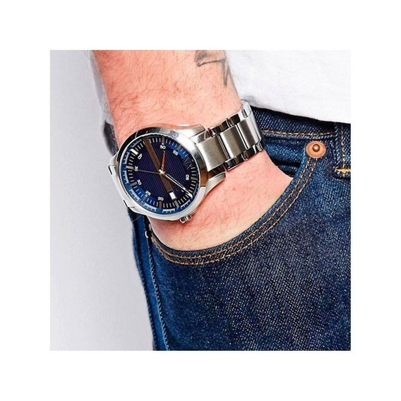 Relógio Armani Exchange Masculino Ax2132/1an