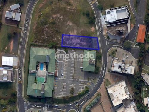 Terreno A Venda Ou Locação Alphaville Empresarial Campinas Sp - Te00132 - 68206400