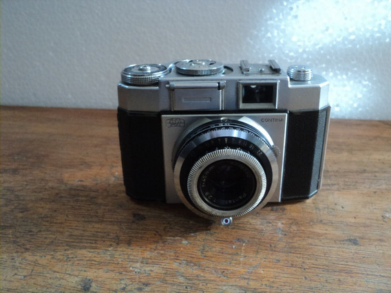 Não Funciona Camera Zeiss Antiga