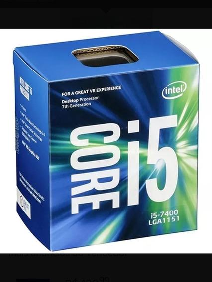 Core I5-7400 Box 7ªg Soquete Lga1151