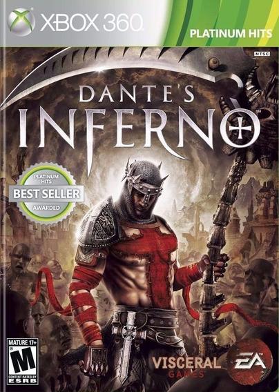 Dante´s Inferno (mídia Física) - Xbox 360