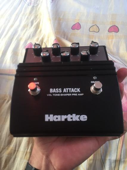 Pre-amp Bass Atack