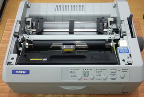 Impressora Matricial Fx-890 Fx 890 Fx890 + Tampa Frontal