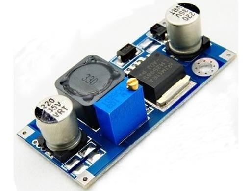 Regulador De Tensão Ajustável Lm2596 Step Down Dc Dc