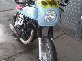 Suzuki Cafe Racer 125