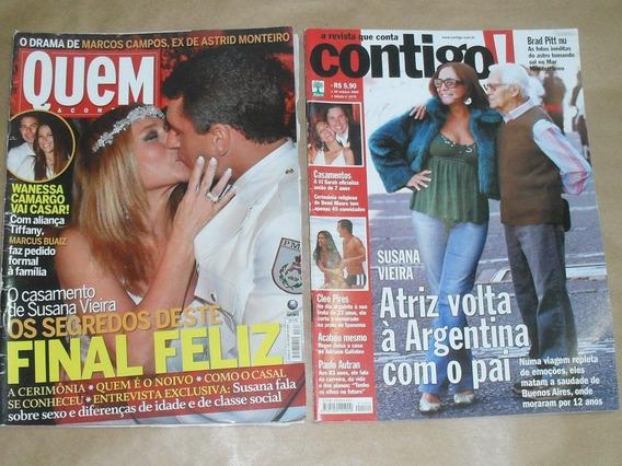 Susana Vieira - Material De Revistas 02