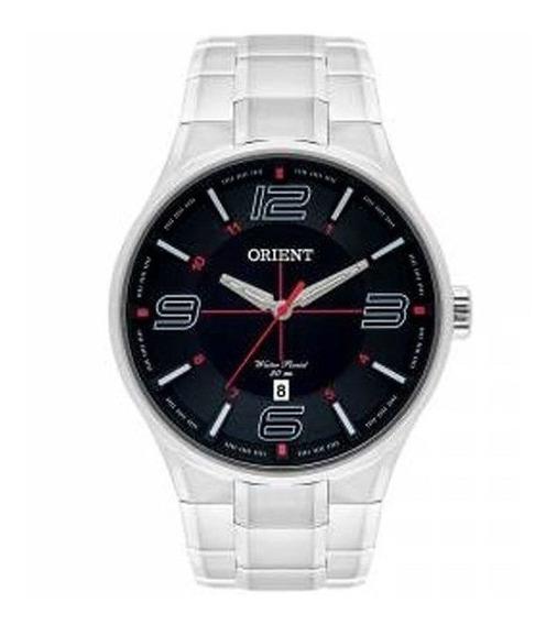 Relógio Orient Masculino Prata Mbss1306 P2sx
