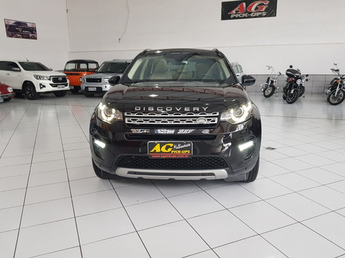 Land Rover Discovery Sport Hse D240 Apenas 12.000 Kms 2018