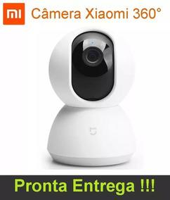 Câmera De Segurança Ip Xiaomi 360° Hd 1080p - Promoção