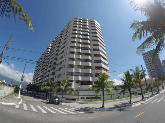 Apartamento 1 Dorm 1 Vaga No Maracanã - Praia Grande .